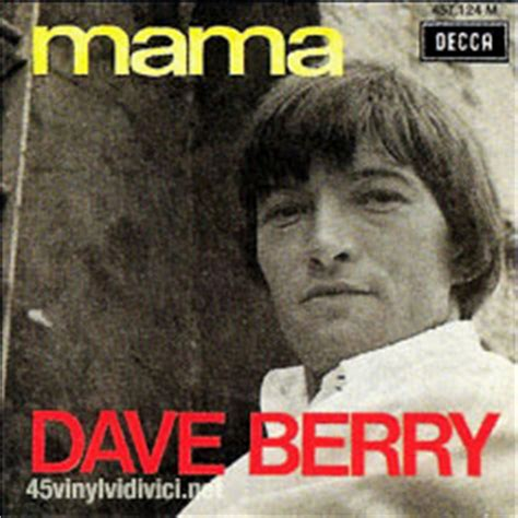 Little Berry Dave Berry 45tours Discographie Pochettes
