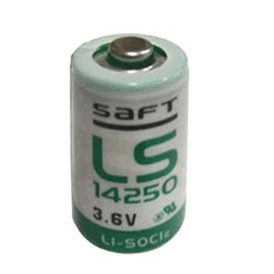 Ls With Batteries by Saft Ls 14250 1 2 Aa 3 6v Lithium Battery Primary