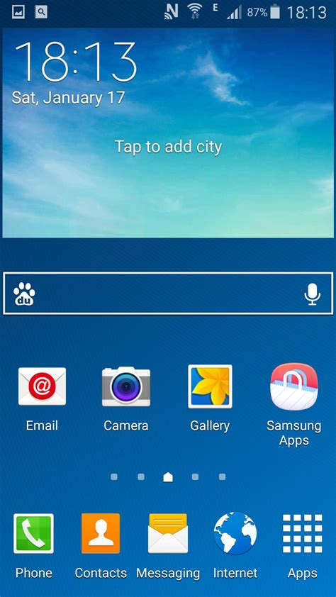 themes for android samsung galaxy s4 samsung galaxy s4 gets a leaked android lollipop rom