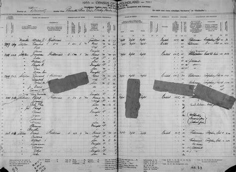 Are Census Records 1935 Census Records