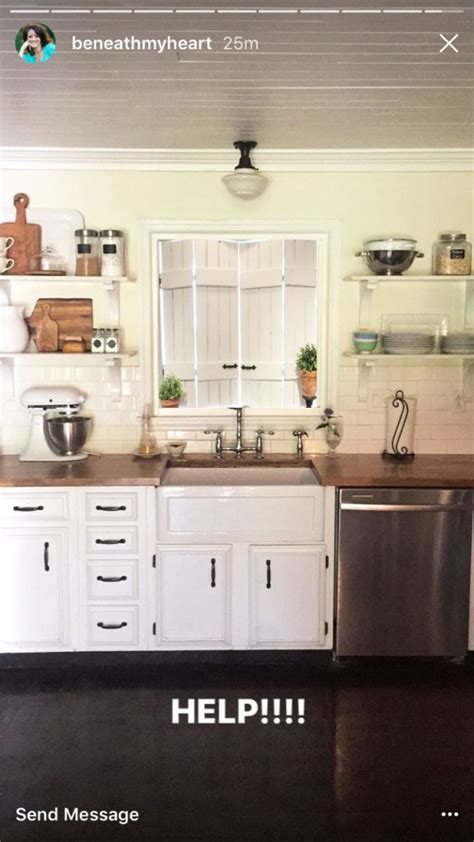 Decorating The Wall Above A Kitchen Sink With No Window No Window Above Kitchen Sink