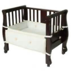baby bed that attaches to parents bed baby bed attached