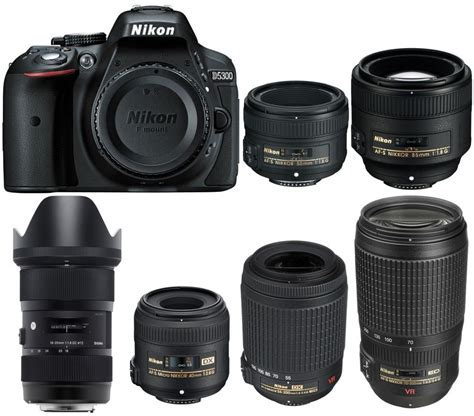 Best Lenses for Nikon D5300   Camera News at Cameraegg
