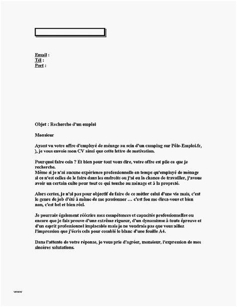 Lettre de motivation employée de ménage - laboite-cv.fr