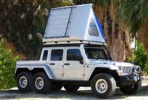 6 Wheel Jeep Before Mercedes Unveiled Its G 63 Amg 6x6