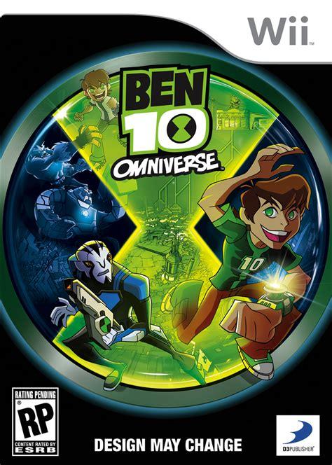 ben 10 omniverse d3p network unleash ben 10 omniverse
