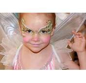 Maquillaje De Fantasia Infantil Hadas  Imagui