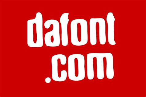 dafont download how to download free fonts from the web