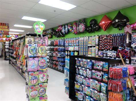 store themes party big top party shop store opening discount retail services