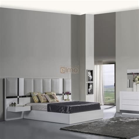chambre adultes design chambre adulte contemporaine t 234 te de lit laque et molleton