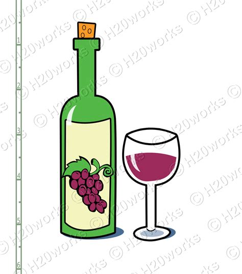 wine clipart food and wine clipart 40