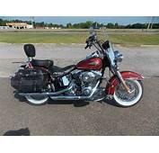 2009 Harley Davidson FLSTC Heritage Softail For Sale On