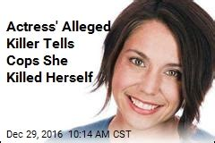 actress who killed herself murder news stories about murder page 1 newser