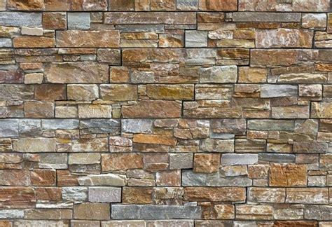 Muri In Pietra E Mattoni by Rivestimento In Pietra Cemento E Mattoni Come
