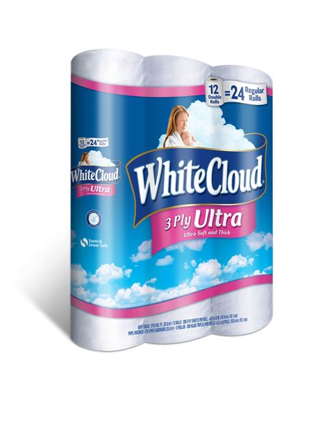 Who Makes White Cloud Toilet Paper - white cloud ultra toilet paper review
