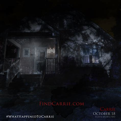 carrie house the house of horror of carrie white bloody disgusting