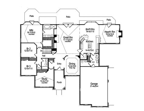 Lockwood House Plans Lockwood Ranch Home Plan 007d 0050 House Plans And More
