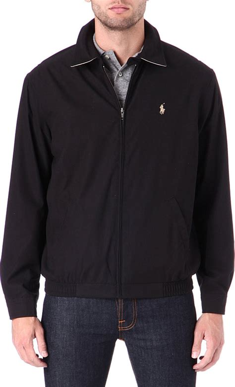 polo ralph lauren bi swing windbreaker polo ralph lauren new fit bi swing windbreaker jacket in