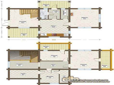 tanzboutique mannheim ranch log home floor plans 1 story log home plans