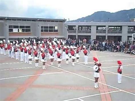 colegio enrrique olaya herrera banda marcial rafael nu 209 ez festival de bandas colegio