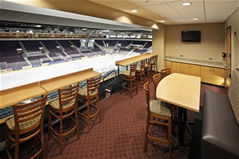 Erie Insurance Arena Box Office by Erie Insurance Arena Turner Construction Company
