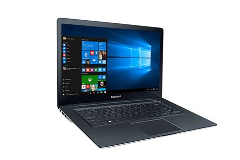 laptop deals i7 8gb ram deal samsung notebook 9 pro with 4k display intel