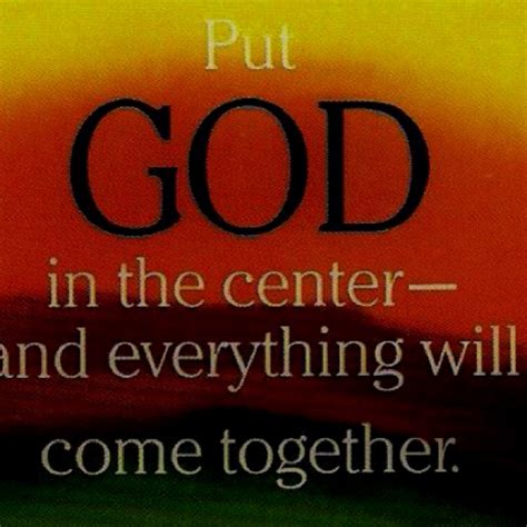 what to put in the middle of your kitchen table put god center inspirations from god pinterest