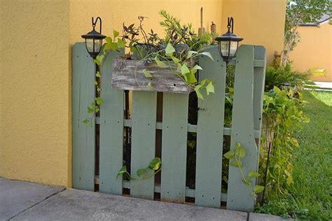 Pallet Garden Wall For The Backyard Pinterest Pallet Garden Wall