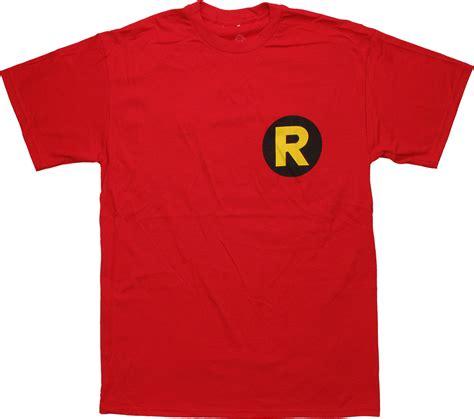 robin classic logo t shirt