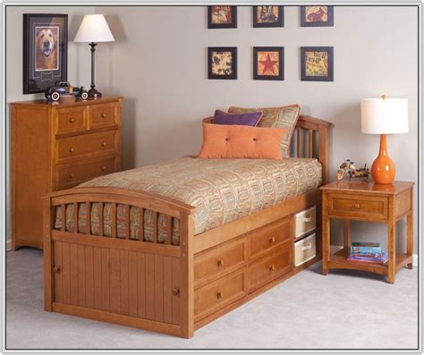 Twin Captains Bed With 6 Drawers Uncategorized Captains Bed With 6 Drawers