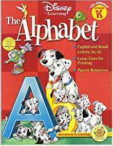 ozzy s learning adventures the alphabet and it s sounds the book that started it all books disney the alphabet adventures in learning workbook