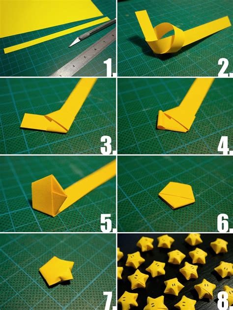 tutorial origami lucky star origami stern falten und damit zu weihnachten dekorieren