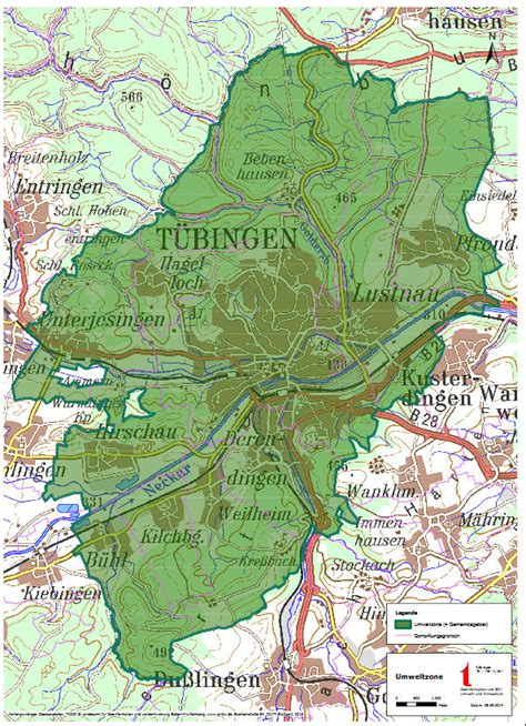 tubingen germany map t 252 bingen