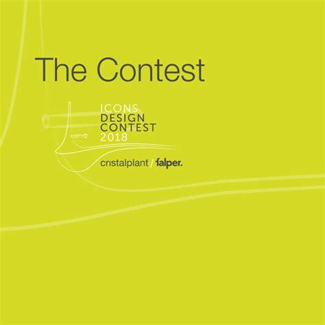 design contest 2018 cristalplant 174 design contest 2018 la giuria