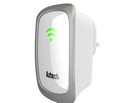 Wi Fi Reapeater Aztech Wl559e sg aztech wl559e wireless range extender