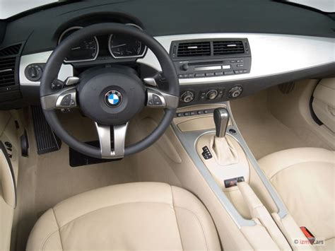 bmw z4 dashboard image 2006 bmw z4 series z4 2 door roadster 3 0i