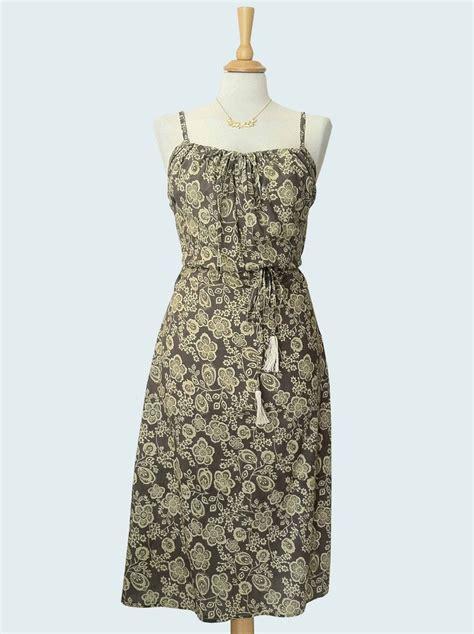Simple Cotton Dress simple cotton summer dress