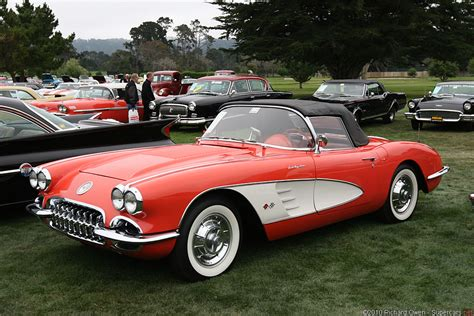 chevrolet supercar 1958 chevrolet corvette gallery chevrolet supercars