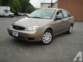 2005 ford focus zx4 for sale in aberdeen maryland