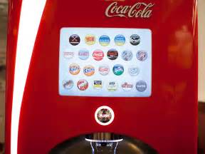 coke freestyle machine 11 combinations you can make from the coca cola freestyle