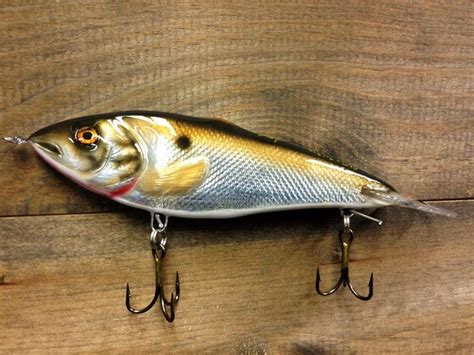 Handmade Fishing Tackle - custom fishing lures bcs custom baits cool fishing