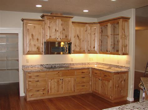 knotty wood kitchen cabinets knotty alder new construction southern oregon custom