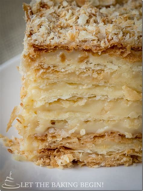 the king of napoleons let the baking begin