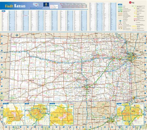 kansas road map large detailed roads and highways map of kansas state with all cities and villages vidiani