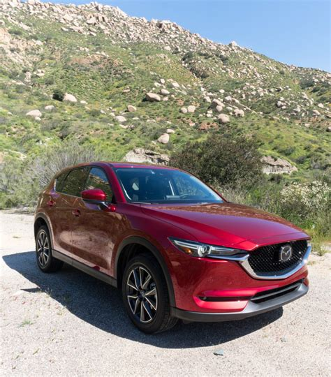 2017 mazda cx 5 grand touring drive review 95 octane