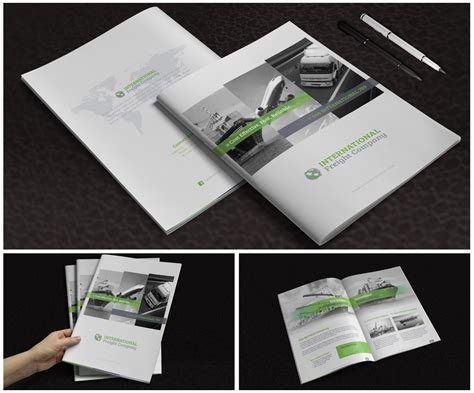 8 5x11 Booklet Printing 4 25 X 5 5 Booklet Template