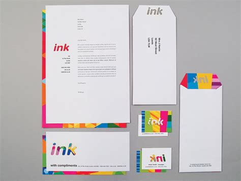 graphic design stationery layouts 60 professional exles of stationery design