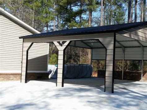 haggetts newly painted building haggetts aluminum metal buildings wholesale rv carports