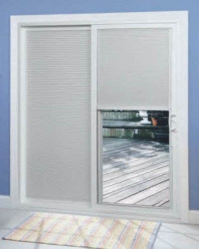 Vinyl Patio Doors With Blinds Between The Glass 15 Must See Sliding Door Blinds Pins Patio Door Blinds