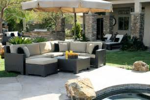 Yard Furniture 4 Types Of Patio Furniture To Help Turn Your Backyard Into
